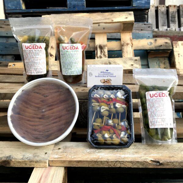 pack seleccion anchoas