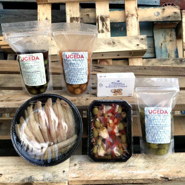 pack seleccion sardinas