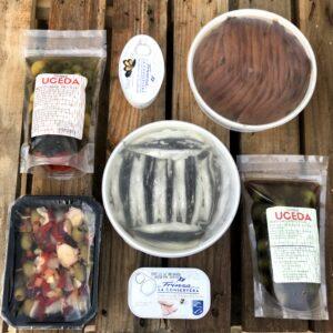 pack boquerones anchoas